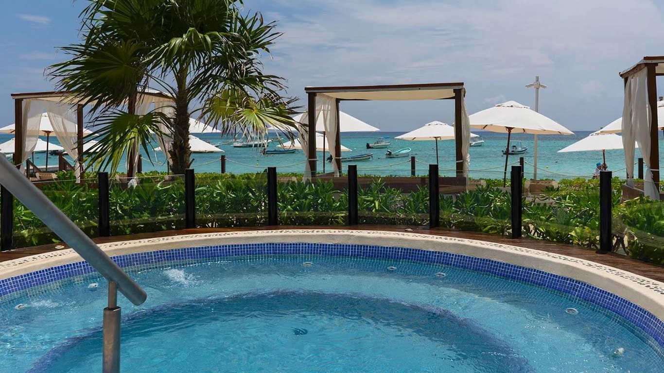 Hotel The Reef Coco Beach Mexique