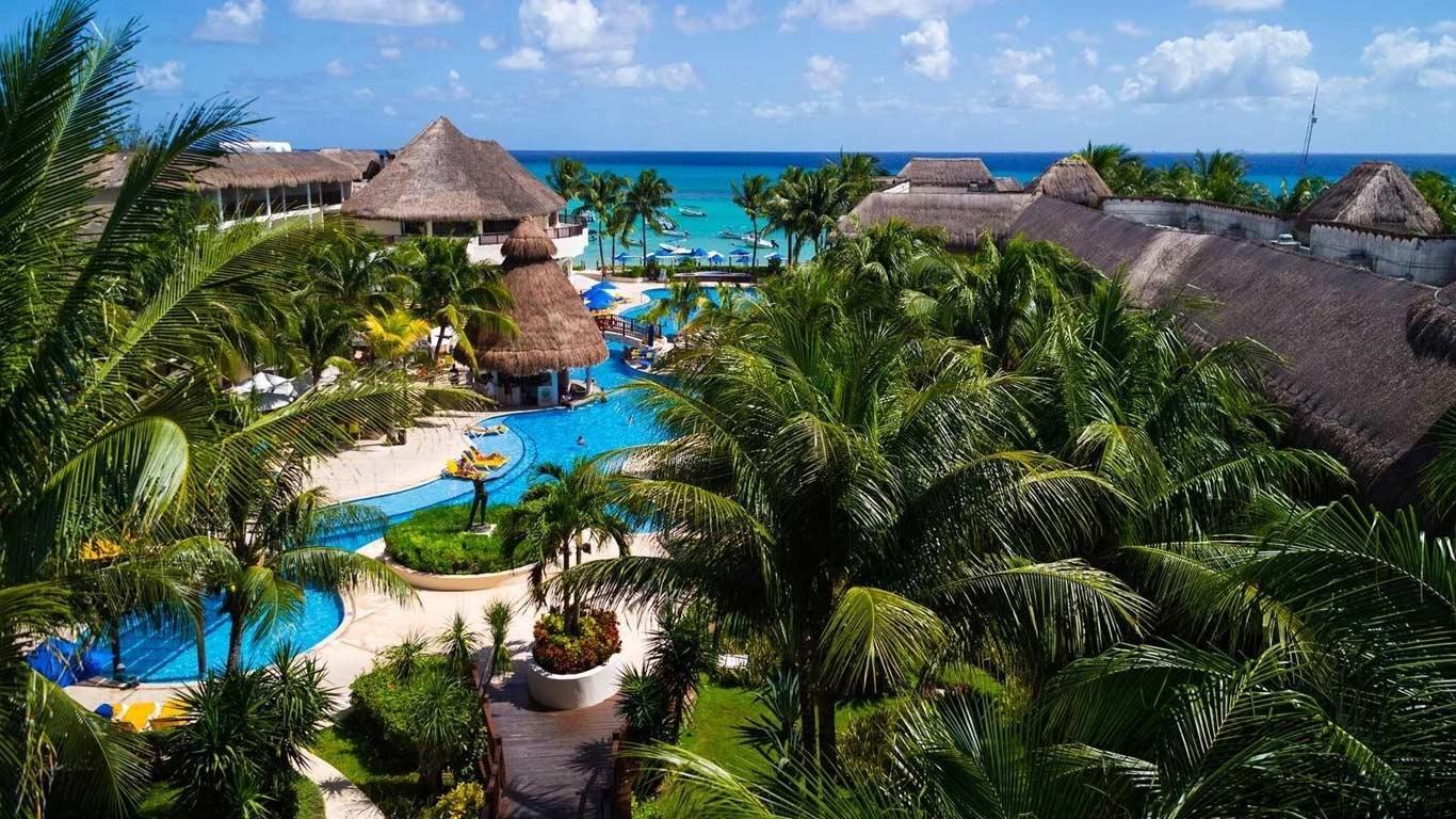 The Reef Coco Beach Resort Playa Del Carmen Reef Coco