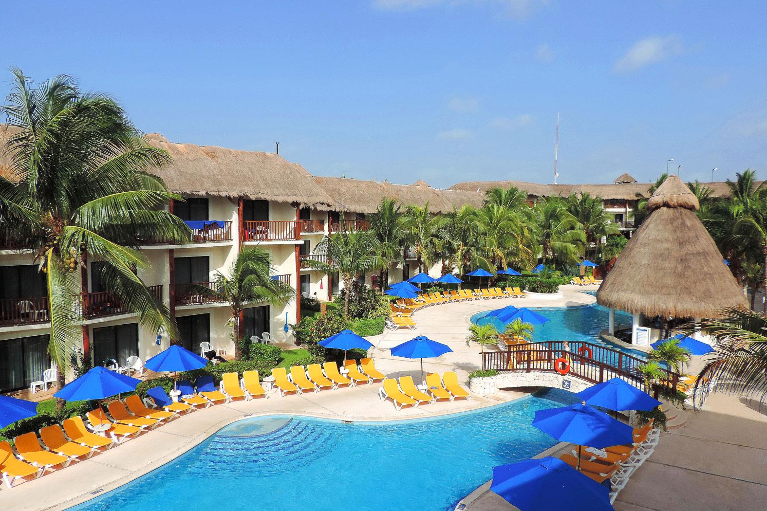 The Reef Coco Beach Resort Playa Del